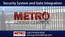 Jersey City Automated Gates - Metro Access Control
