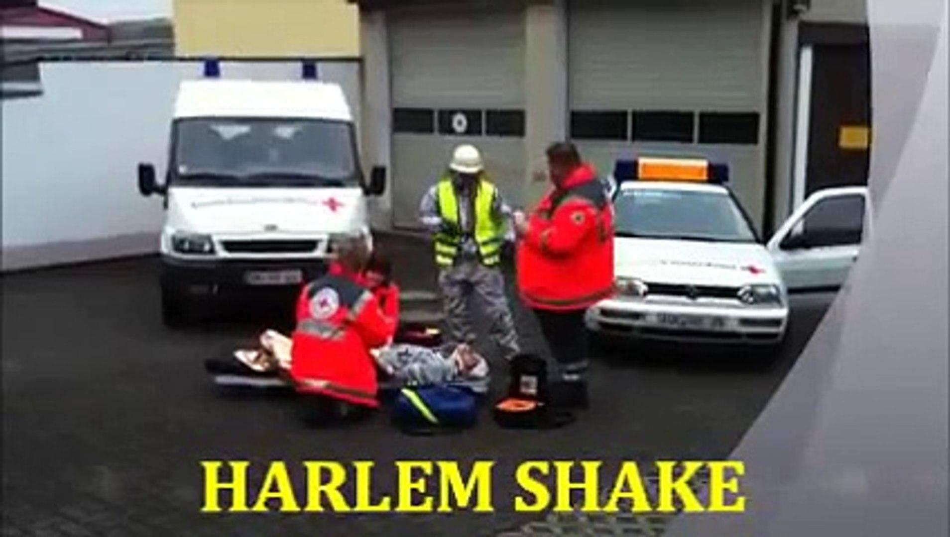 HARLEM SHAKE german red cross TEAM VORHALLE (Ehrenamt) Original Dj. Baauer  DRK Hagen