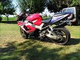My ex Honda CBR 929 RR Fireblade