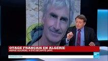 """Hervé Gourdel, l'otage français décapité : """"pas une surprise"""""""