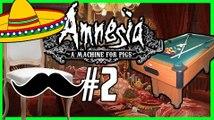 Amnesia : A Machine for Pigs #2   Billard avec Sanchez !