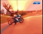 Essai moto Yamaha YZF 125 R