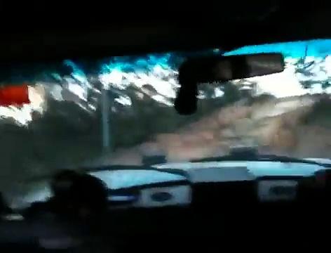 Range Rover Rock Climbing