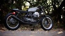Custom Moto Guzzi Cafe Racer By Revival Cycles Motorcycle Bike MOTO МИР 2015