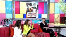 Daniela Mercury deixa Fátima Bernardes constrangida ao sugerir beijo gay