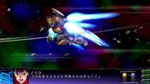 Super Robot Wars Z3 | Gunbuster All Attacks Japanese Robot Fight Animation