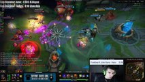 (Short) LoL Stream Highlight | My Favourite Twisted Fate Pentakill  | Gross Gore | League of Legends