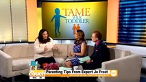 Parenting Tips From 'Supernanny' Jo Frost