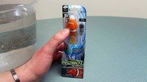 Robo Fish by Zuru - Detailed review - Watch this Robotic Clown Fish Swim in a Fish Tank