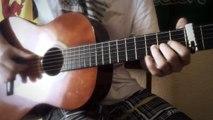 AronChupa - I'm an Albatraoz - Fingerstyle Guitar Cover - EDM Guitar
