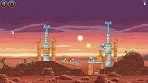 Angry Birds Star Wars - Tatooine 1-9 3 Stars Walkthrough Highscore Star Wars Tatooine Level 1-9