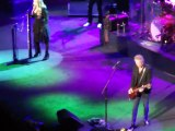 "Fleetwood Mac in Boston at TD Garden   ""Thunder Only Happens""-- Stevie Nicks"