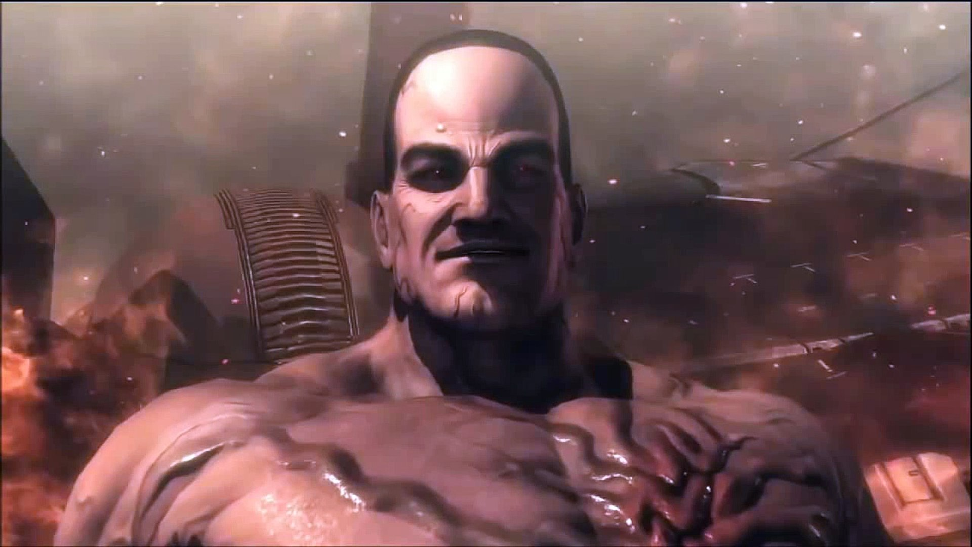 [8 BIT VERSION] Bloodstained Sand (metal gear rising final boss theme)