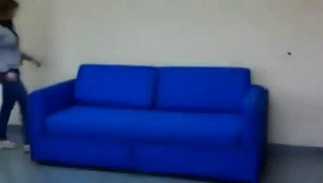 Amazing Sofa Transformation