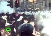 Disturbios en Polonia: enfrentamientos entre Policía y ultras el Día de la Independencia