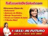 Estudia desde tu casa por internet gratis con nuestros cursos de salud  en Miami