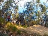 outlook on the gold coast/kuranda in cairns qld, downhill/freeride mountainbiking