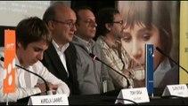 Ostavljeni, film Adisa Bakrača - Press konferencija povodom bh. premijere filma