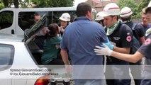 10a edizione gare di primo soccorso CRI, Tradate, Varese, Italia;