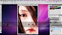 Pack Photoshop CS5 3/3: Cambiar el color de ojos de una persona con ojos oscuros