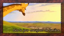 The Lion King - Circle Of Life (French Musical Version + Subs)