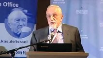 Manfred Gerstenfeld - Anti-Jewish and  Anti-Israel Sentiments in Western Schools