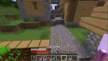 Milos VS Wild : Protégeons le village ! /jour 8 [minecraft]