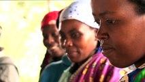 """International Aids Conference 2010 """"Mpango wa Kando"""" campaign"""
