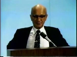 Milton Friedman Explains: How Free Trade Works