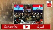 تقرير تاريخى من الجزيرة عن فضيحة كلمة السيسي : هتدفع هتدفع  وسرقته مشروع مرسى لتنمية قناة السويس