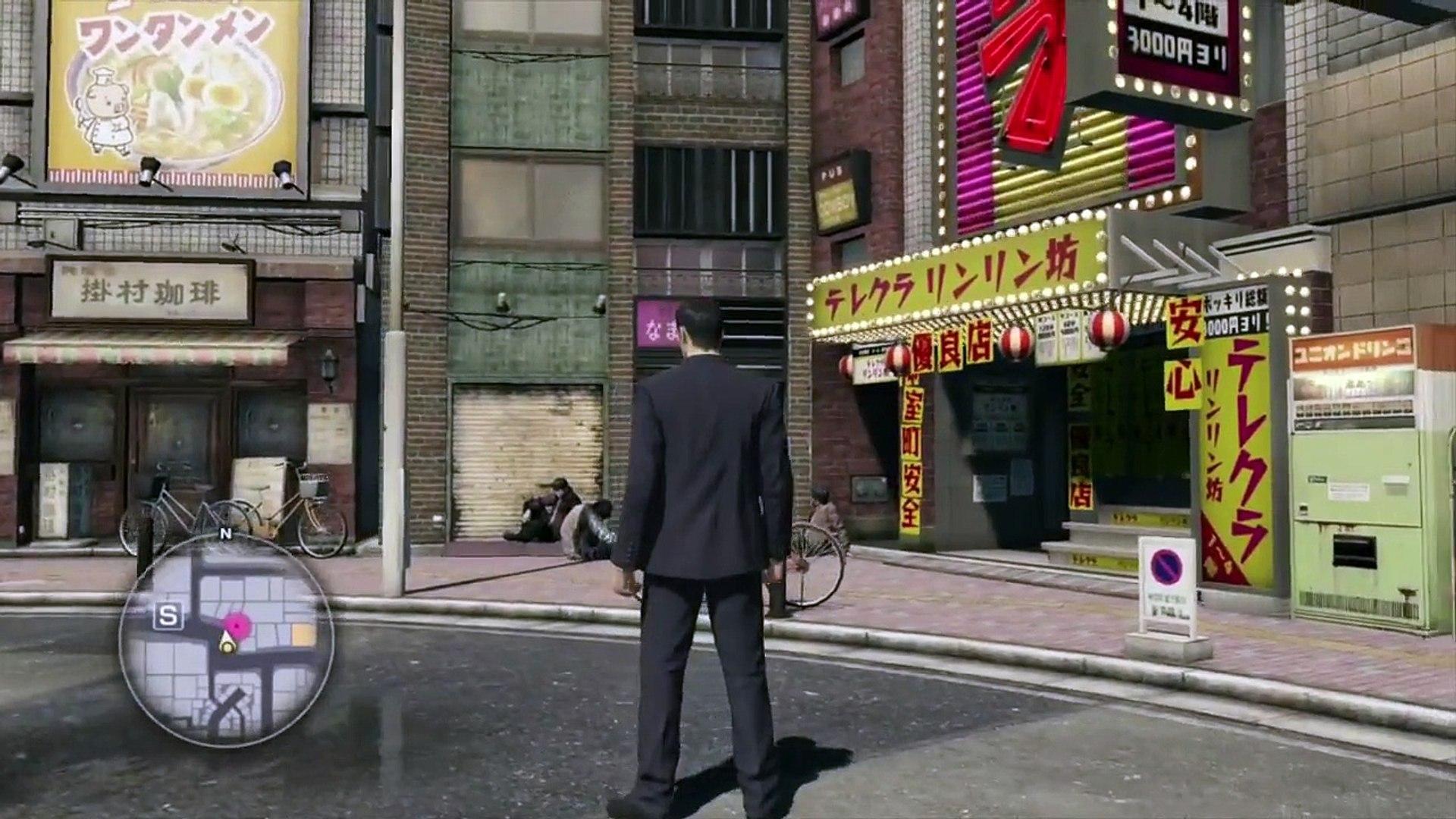 #9 Money is Everything   Yakuza 0   English Translation