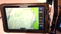 Lowrance HDS 7 Touch Gen2 - video dailymotion