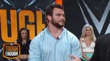 WWE Network Hank reacts to being eliminated from WWE Tough Enough Tough Talk