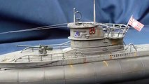 German Type IXD RC Submarine in 1:48 Scale - Dailymotion Video