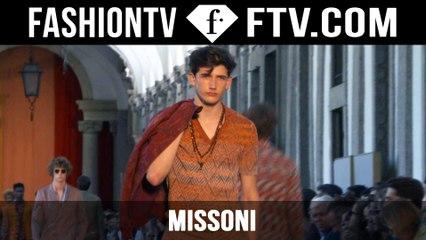 Missoni Spring/Summer 2016  Highlight| Milan Collections: Men | FashionTV
