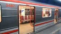 Metro Prag / Praha - Station Stodůlky Linka B