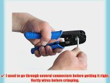 100 Shielded Ez Rj45 Cat5e Cat5 Cat6 Networking Connectors with Internal Ground By Gold Standard