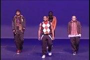 """Jayvee Dance 2008 Recital The Expressive Doubt """"Feel Good"""""""