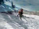 2 Moto . It KTM Snow Kit Video - Cingolo da Neve per KTM