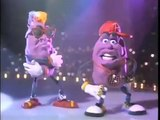 California Raisins Commercial featuring Michael Jackson (High Quality)