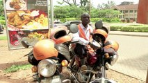 Uganda's 'Uber for motorcycle taxis' shows it pays to be safe
