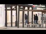 TG 20.04.15 Sassaiola al Cara di Bari, feriti due nigeriani