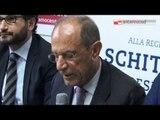 TG 10.04.15 Schittulli: addio a Forza Italia, sostenuto da Ncd e Fratelli d'Italia