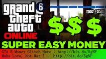 GTA 5 Online: NEW *GTA 5 MONEY GLITCH 1 27* 1 25/1 27 Money