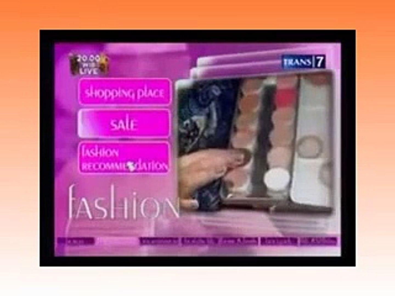 cara make up Tips memakai Eyeliner  Bulu Mata palsu   update cara membentuk alis  Indonesia subtitle