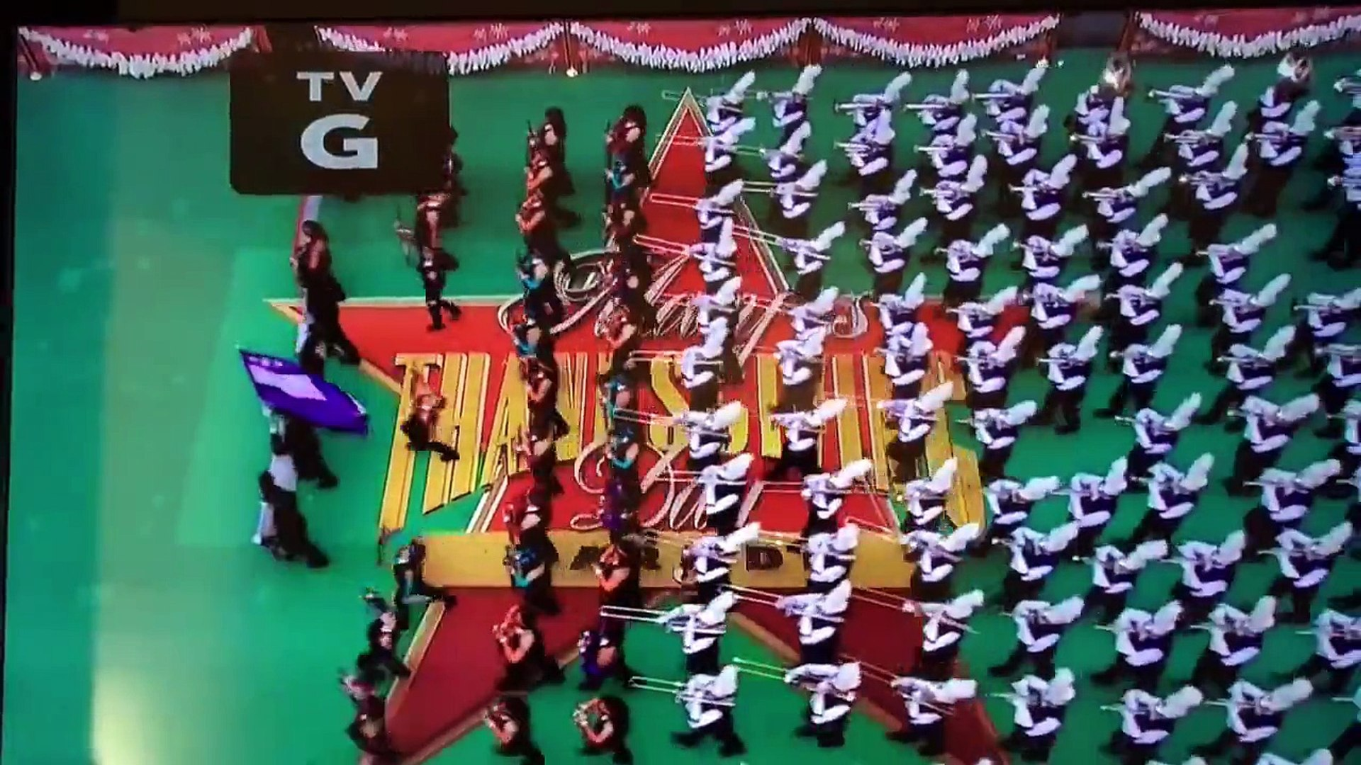 Pride of the Mountains - Western Carolina University at the Macy's Thanksgiving Parade