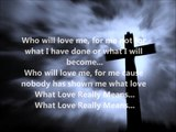 JJ Heller - What Love Really Means with Lyrics