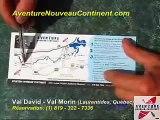 Parcours Val David - Val-Morin (Laurentides)