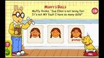 Arthur About Face Cartoon Animation PBS Kids Game Play Walkthrough