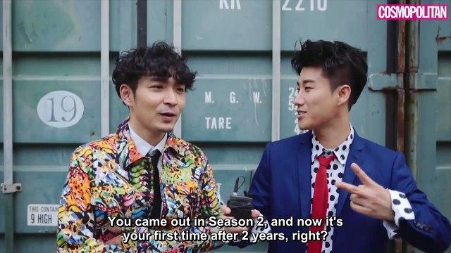 [ENG SUBS] Cosmopolitan Korea: [Show Me The Money 4] Representative Korean Hip-Hopers: 6 People, 6 Different Colors